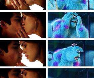 kiss, teen wolf, and lydia martin image