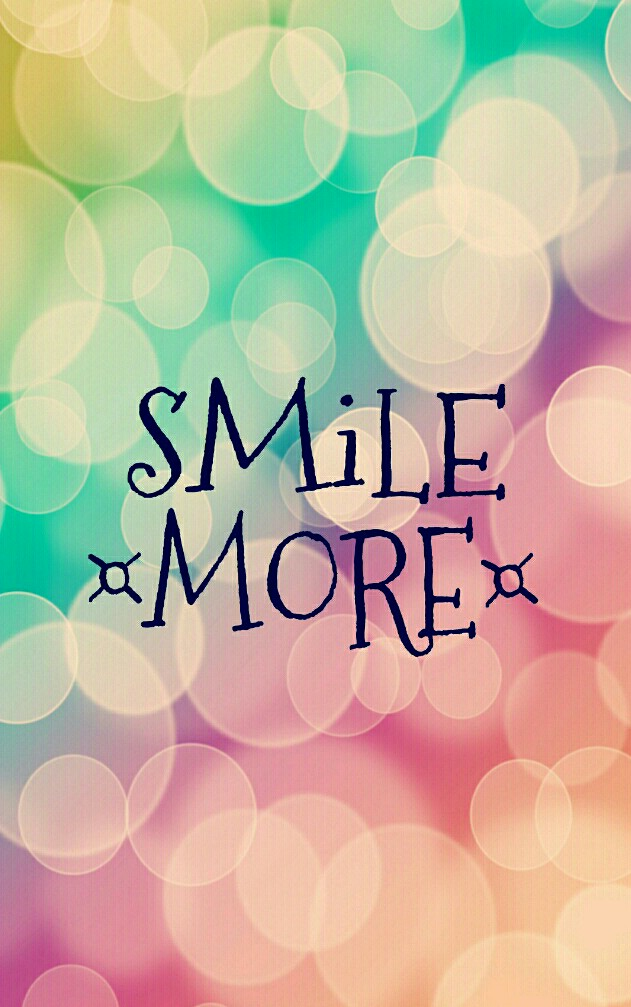 smile is the best thing you can wear