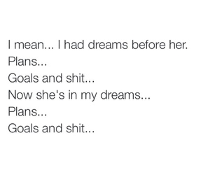 dreams, goals, and quote image