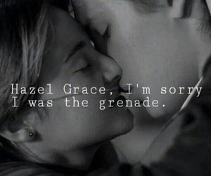 Grenade, true, and the fault in our stars image