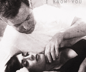michael sheen, moS, and lizzy caplan image