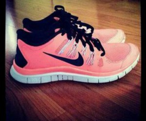 nike, pink, and fashion image
