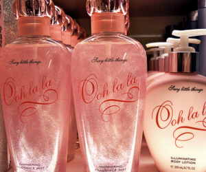 perfumes and lotions image