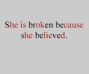 frase, she and he, and black and red words image