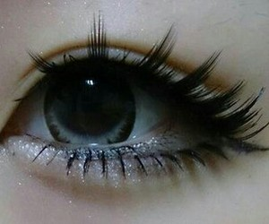 eye, kawaii, and asian image