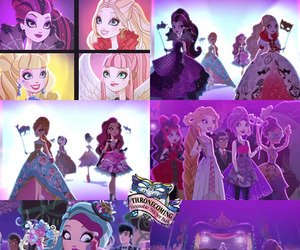 ever after high and eah image