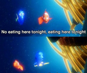 diet, disney, and finding nemo image
