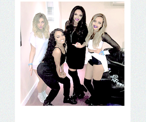 jade, Leigh, and mixer image
