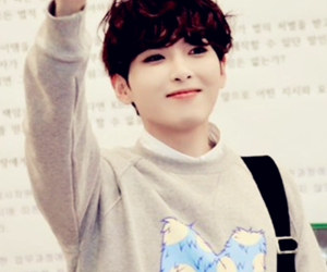icon, ryeowook, and SJ image