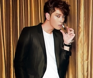 2PM, chansung, and cosmopolitan image