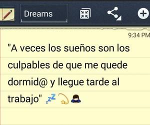 dreams, spanish, and i heart it image