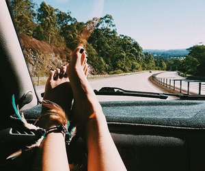 summer, travel, and hipster image