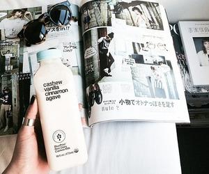 Cinnamon, fashion, and magazine image