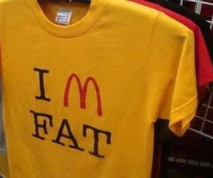 fat, McDonalds, and indie image
