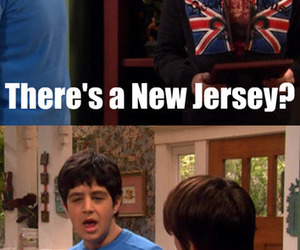 drake and josh, funny, and New Jersey image