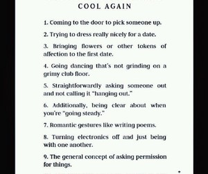 dating, oldschool, and different image