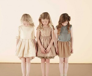 girl, children, and fashion image