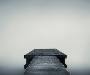 dock, photography, and water image
