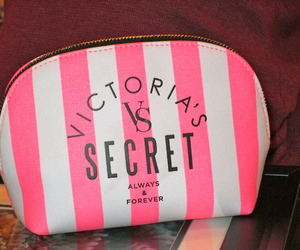 pink, vs, and Victoria's Secret image