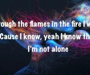 <3, Lyrics, and quotes image