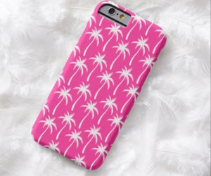 palm trees, ornaart, and iphone 6 case image