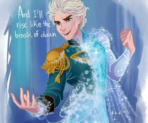 frozen and gender bend image