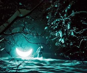 moon and Leonid Tishkov image