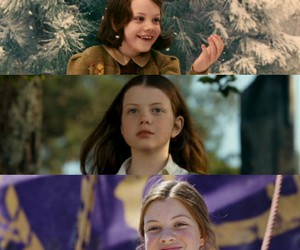 Lucy, narnia, and pevensie image