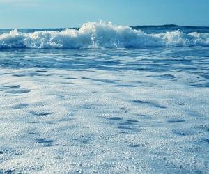 heaven, sea, and wallpaper image