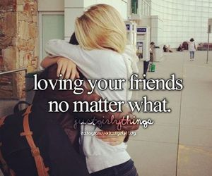 friends, love, and best friends image