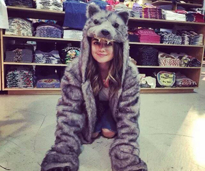 wolf and lucyhale image