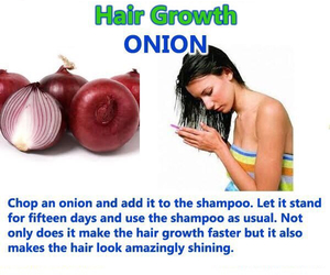 beauty tips and hair growth image