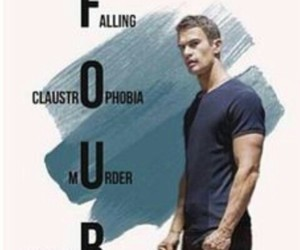 four, tobias, and insurgent image