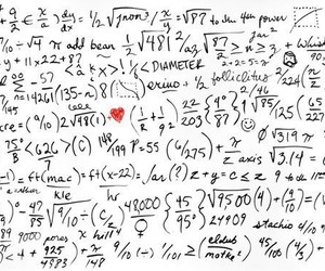 math and love image