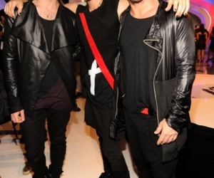 30 seconds to mars, jared leto, and shanon leto image