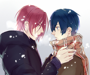 otp, winter, and love image