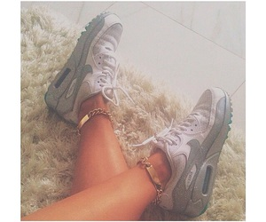 air max, girl, and Just Do It image