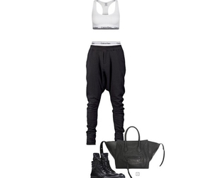 boxing, high tops, and Polyvore image