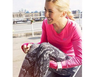 commercial, Ellie Goulding, and fit image