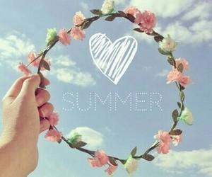summer love flower image