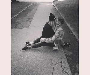 skate and teen love image