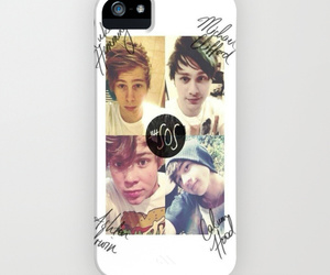 iphone, iphone case, and 5 seconds of summer image