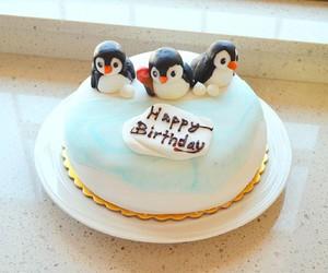 animals, birthday cake, and food image
