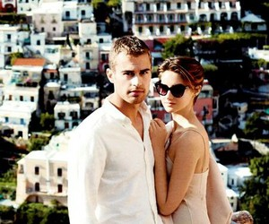 city, beutifull, and theo james image