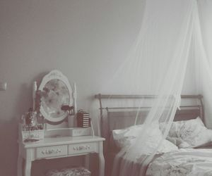dressing table, room inspiration, and make up image