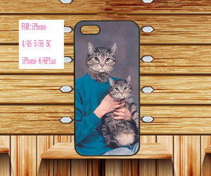 cat, ipod 5 case, and iphone 5c case image