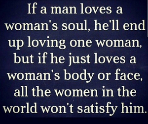 woman, man, and soul image