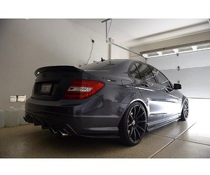 carbon, amg, and c63 image