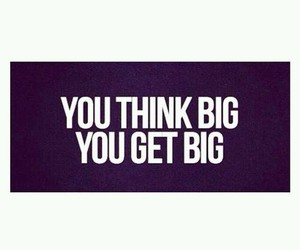 quotes, think, and big image