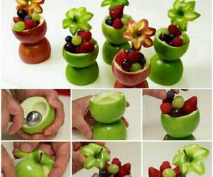 apple, food, and diy image